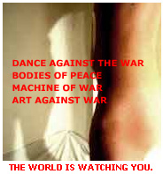 dance against war de manklared cultural collective